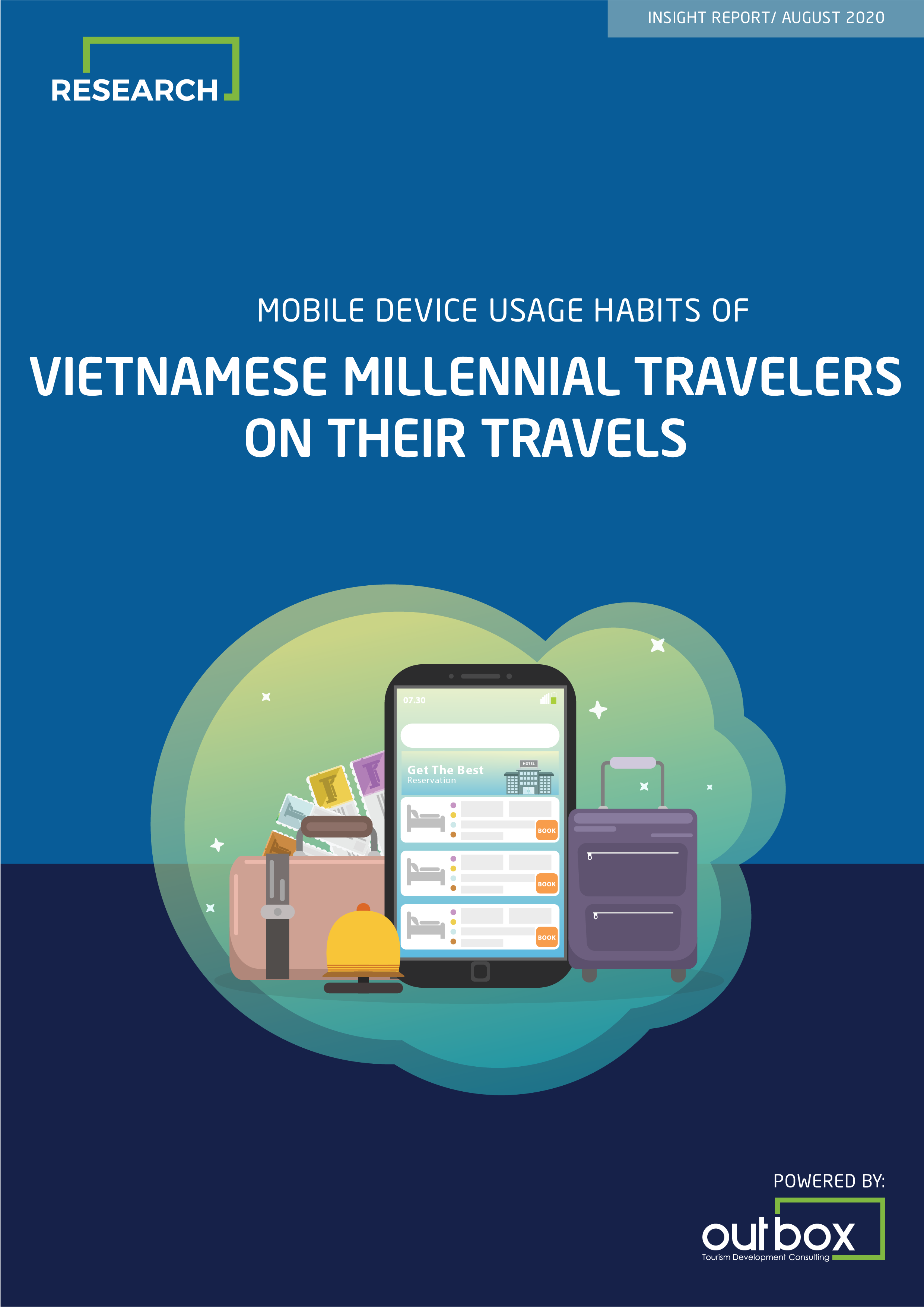 Mobile Device Usage Habit Of Vietnamese Millennials Travelers On Their Travels