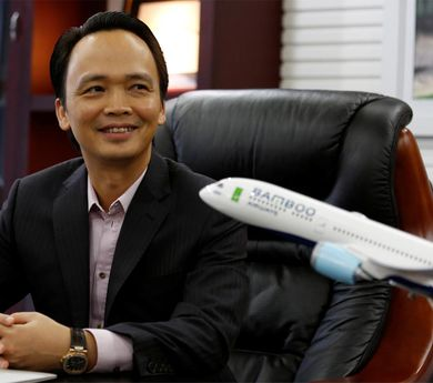 Vietnam's Bamboo Airways focuses on golf for success