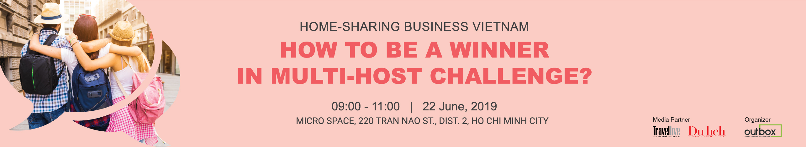 Home-sharing Workshop
