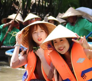 S. Korea replaces China as Vietnam's top tourist source in January 2019