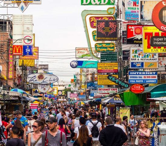 Khao San Road: This famous backpacker street is getting a facelift