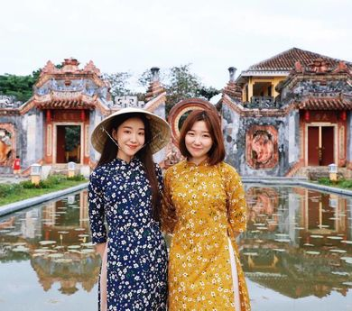 Vietnam becomes the top destination of Korean tourists