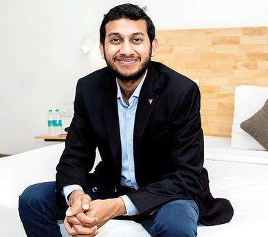 India's Oyo aims to disrupt global hotel industry