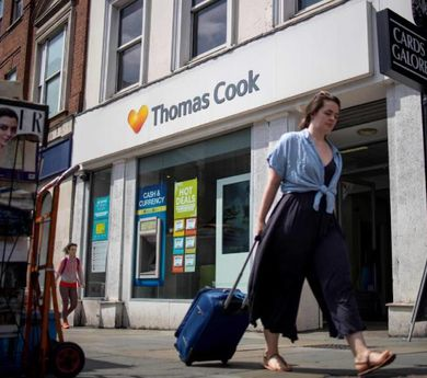 Thomas Cook collapses and thousands stranded as travel giant fails to secure rescue deal