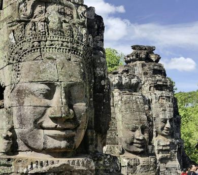 Chinese tourists increase by 33% in Cambodia