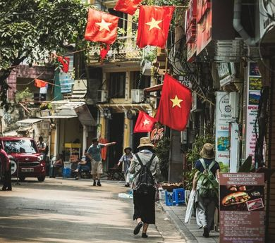 Hanoi is among top 7 Asian destinations for solo travelers