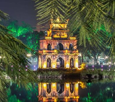 Flight Network: Hanoi ranked among world's 50 most beautiful cities