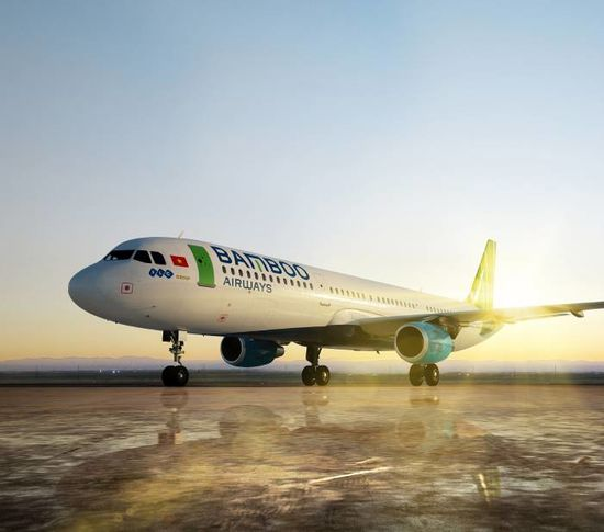 Bamboo Airways welcomed the first Boeing 787-9 Dreamliner in December 2019