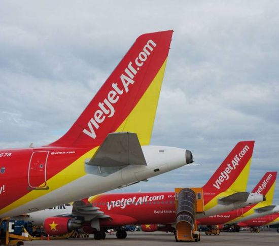 Vietjet Air launches new routes linking Can Tho with Taiwan and South Korea