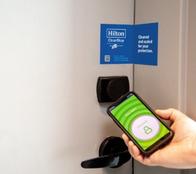 Hilton announces new Hotel Cleaning Standard for Hotels