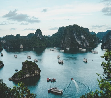 About half of Chinese travelers plan to visit Vietnam in 2020