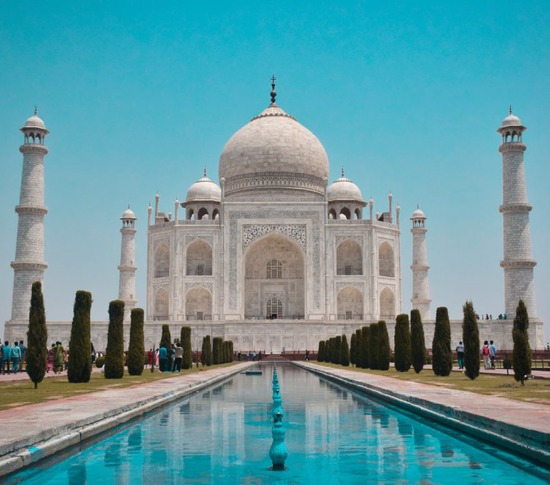 Taj Mahal reopens from today but with face masks and social distance