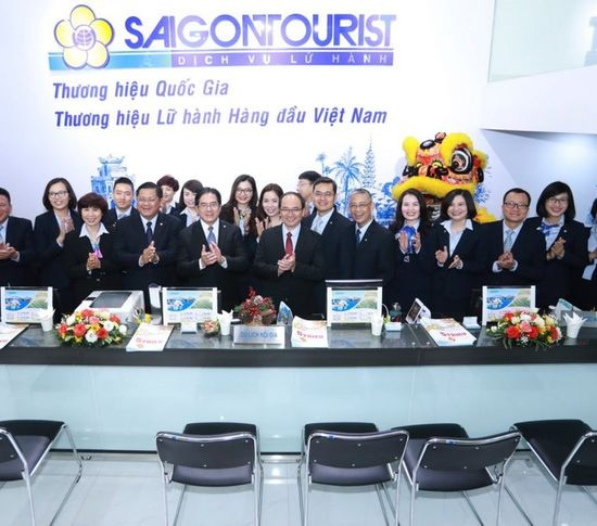 Saigontourist Group was honored with two ASEAN Awards 2020