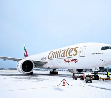 Emirates: more cargo and commercial flights to be reconnected