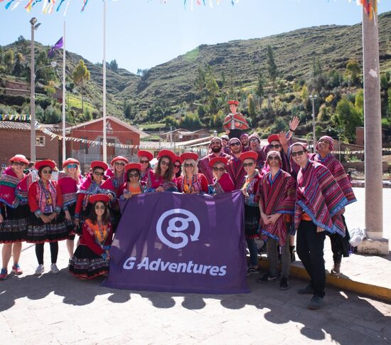How can a tour operator adapt to the new trend of community tourism?