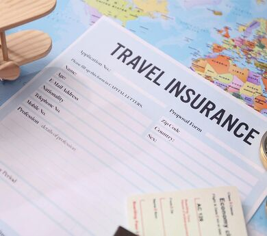 How widespread is travel insurance?