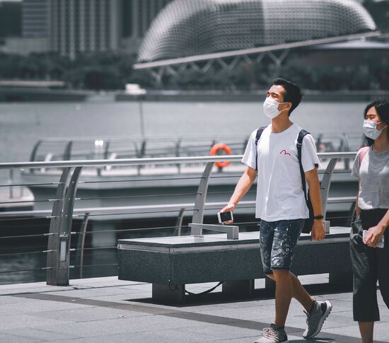 The recovery of tourism might take longer than expected