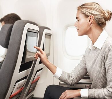 Premium economy seat - the leading option for air travel in the future