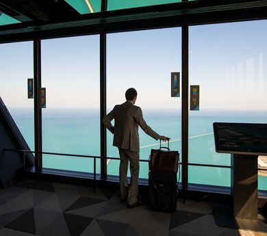 4 steps to approach the future of corporate travel