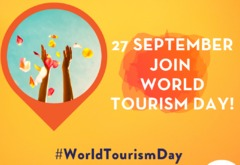 Set a reminder for the World Tourism Day on 27 September!
